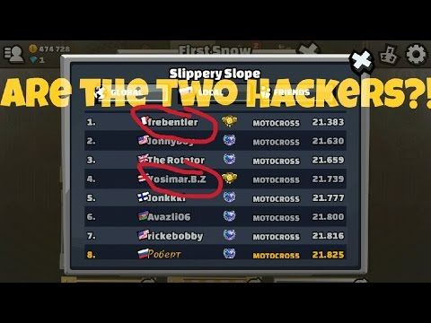 Hill Climb Racing 2|Time Trial- 21.825/Slippery Slope|Роберт