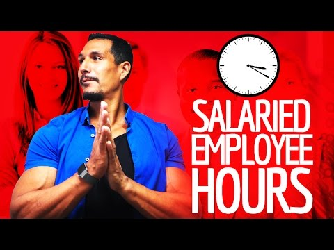How Many Hours Should A Salaried Employee Work?