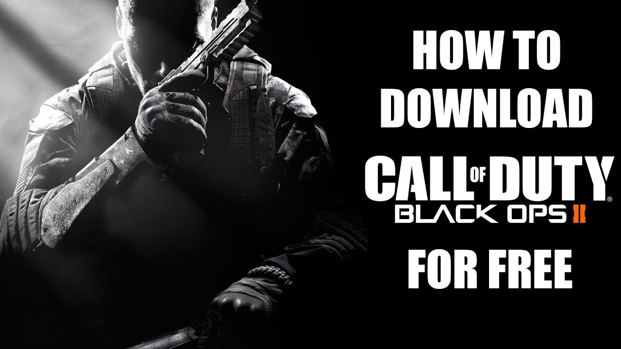 Tutorialhow to download call of duty black ops 2 pc youtube filmwisefo