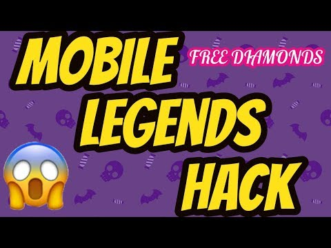 Mobile Legends Hack - How to Hack Mobile Legends (iOS/Android)