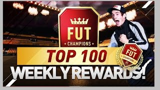 FIFA17 FUT CHAMPIONS REWARDS - WHAT A WALKOUT TO GET !!!