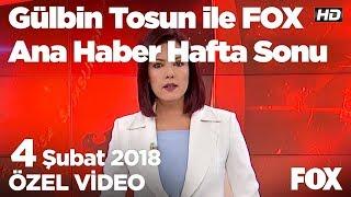 Kırmızı et tüketimi düştü, beyaz et arttı!  4 Şubat 2018 Gülbin Tosun ile FOX Ana Haber Hafta Sonu