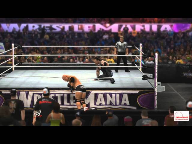 Goldberg VS Undertaker WM30!!! Can he beat the streak ? WhiteWolfNLD WWE2K14 The Streak Mode Travel Video