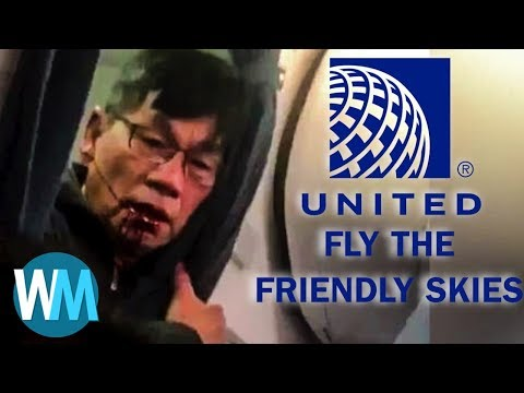 Top 10 Worst Things Airlines Have Ever Done