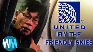 Top 10 Airlines - Top 10 Worst Things Airlines Have Ever Done