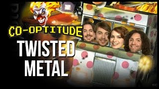 Twisted Metal Let's Play: Co-Optitude Ep 71