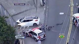 Persegui o de Hyundai Veloster roubado em S o Paulo Ao som de Sweet Dreams смотреть