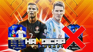 HÁNDICAP FUT DRAFT | EP.10 | PROHIBIDO REPETIR MEDIA !!! DjMaRiiO