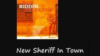 Ambelique New Sheriff In Town Run De Riddim Selector