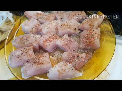 Easy Dinner Ideas Sweet And Sour Fish Fillet