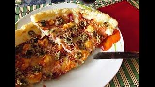 Слоеный итальянский пирог. Torta Salata.