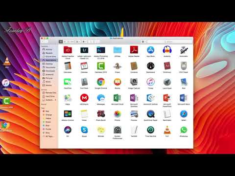 How To Download And Install Apps, Programs On Mac, Imac, Macbook Air Computers.