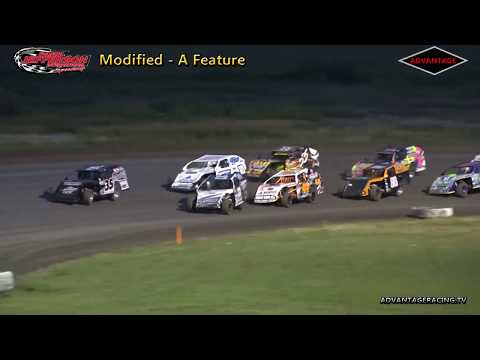 Modified Feature - Park Jefferson Speedway - 7/28/18