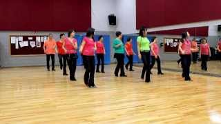 Better Times - Line Dance (Dance & Teach in English & 中文)