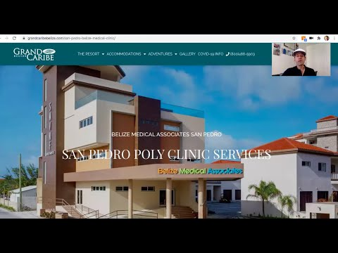 Belize - Medical and Health Care on Ambergris Caye (what you need to know)