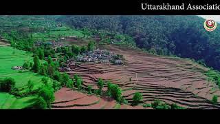 Kauthig 2019 Singapore New Uttarakhandi Amit Sagar