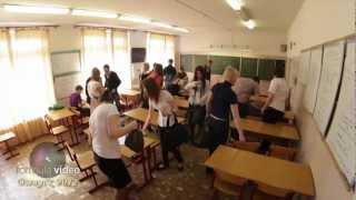 Выпуск 2012 - последние уроки