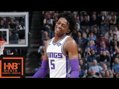 Sacramento Kings vs Detroit Pistons Full Game Highlights | 01/10/2019 NBA Season
