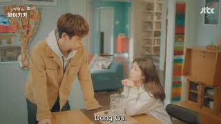 Video He can't handle the cuteness😂😂😍😍😍😍😍.....  laughter in Waikiki EP 8 English sub  download MP3, 3GP, MP4, WEBM, AVI, FLV Oktober 2018