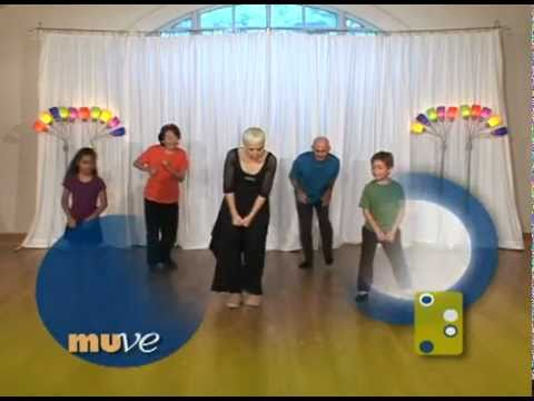 Huli Huli Chicken - Family Dance Exercise For Kids, Parents And Grandparents!