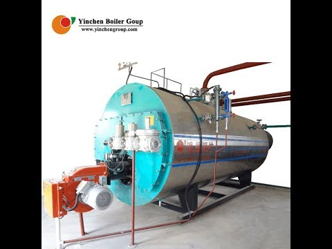 China WNS Type Oil/ Gas Fuel Industry boiler