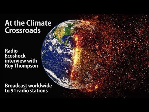 Professor Roy Thompson:  Ecoshock interview on UK oil and gas