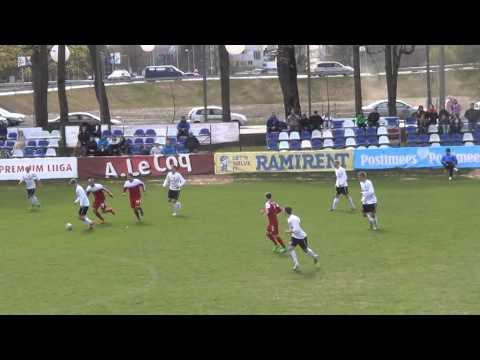 Jõhvi FC Lokomotiv 1 : 2 Paide Linnameeskond    3