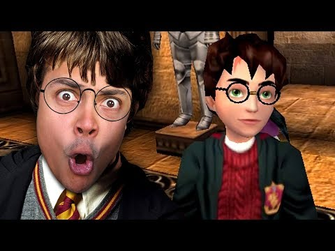 Harry Potter The Official Video Game (Harry Potter and The Philosopher's Stone)