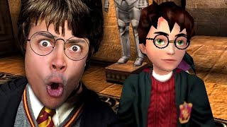 harry potter the official video game harry potter and the philosopher s stone