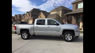 2018 Silverado LT Z71 Unfiltered, Uncut Owner Review