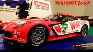 Carrera Digital 132 Chevrolet Corvette ZO6 Whelen Motorsports #31 Review
