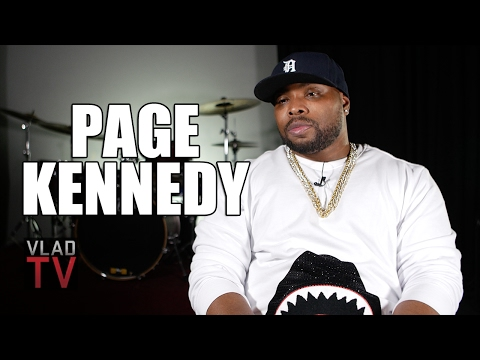Page Kennedy Recalls Biggie Tricking Him Into Spitting Game to Lil Kim