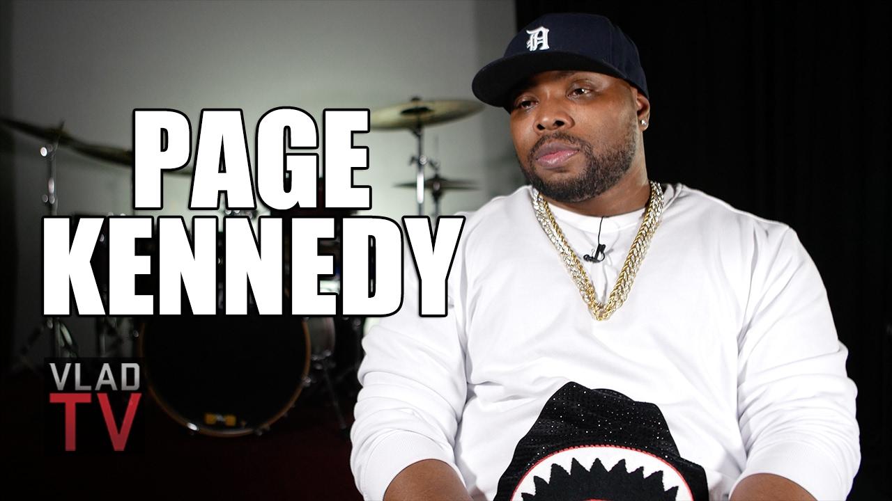 Page Kennedy Recalls Biggie Tricking Him Into Spitting Game to Lil Kim