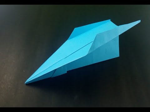 Easy Paper Planes - How To Make a Paper Airplanes That Fly Far