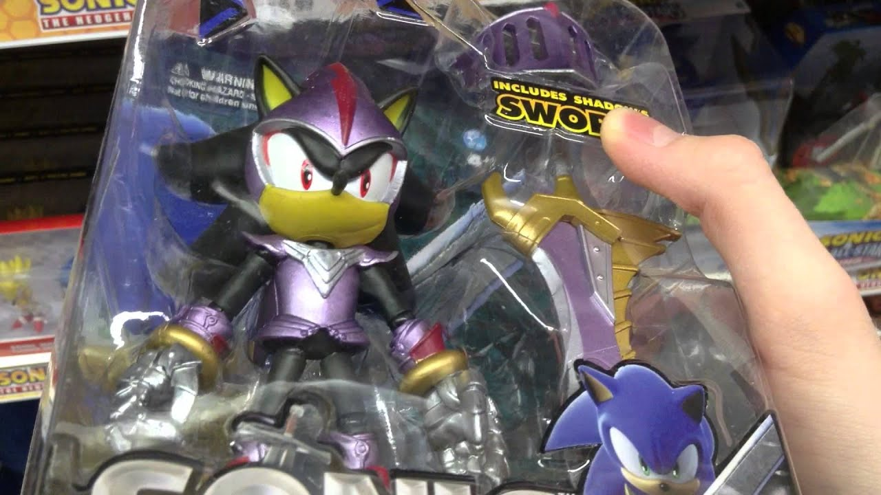 Kids Play With Sonic Exe Toys And Super Sonic Exe Toys: The Quality Of Jazwares Sonic Figures At Toys R Us