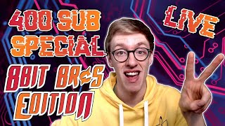 A NEW SERIES?!?! 400 SUB SPECIAL!! | 8bit Bros Edition Live Series Ep 01