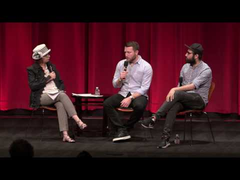 Academy Conversations: City of Ghosts