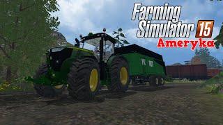 OGF USA MAP v1.2 | Farming Simulatot 15/Ameryka #7-''Trochę Żniw''