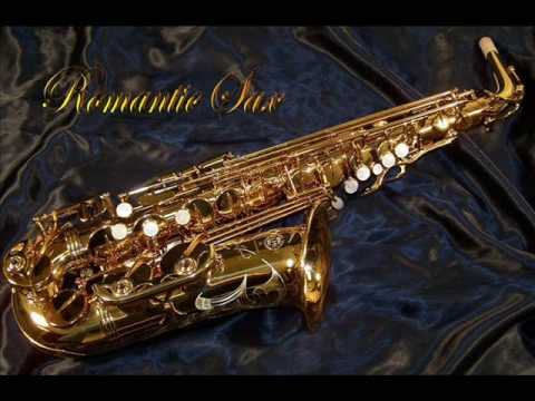 Romantic Sax - Something