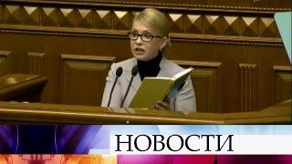 Верховная Рада Украины все-таки утвердила введение военного положения на Украине.