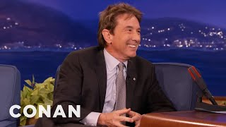 Martin Short On George Clooney