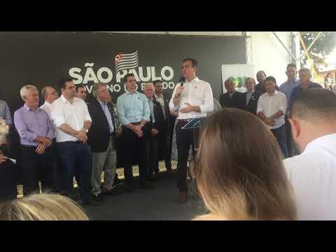 Prefeito Denis Andia inaugura a Nova UBS do Santa Rita / São Francisco 2