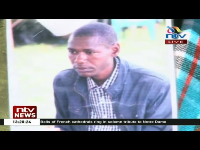 27 year old Robert Tanui missing for two weeks, Bomet