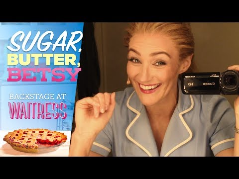 Episode 1: Sugar, Butter, Betsy: Backstage at WAITRESS with Betsy Wolfe
