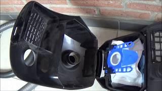 Siemens - Z 2.0 vacuum cleaner - Type - VBBS07Z2V0 - Staubsauger, Stofzuiger - test  movie #28 4bq
