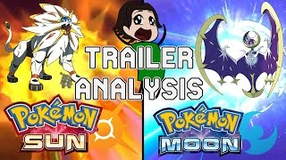 ROTOM-DEX! POKEMON SUN AND MOON LEGENDARY TYPINGS AND MOVES: TRAILER ANALYSIS AND NEWS