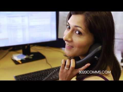 PR Company Promotional Video - 8020 Communications   Tech TV Video Production London & Surrey