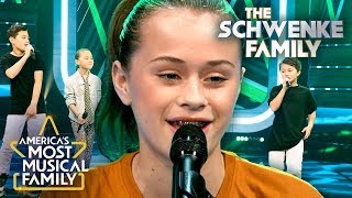 "The Schwenke Family Perform ""Price Tag"" by Jessie J 