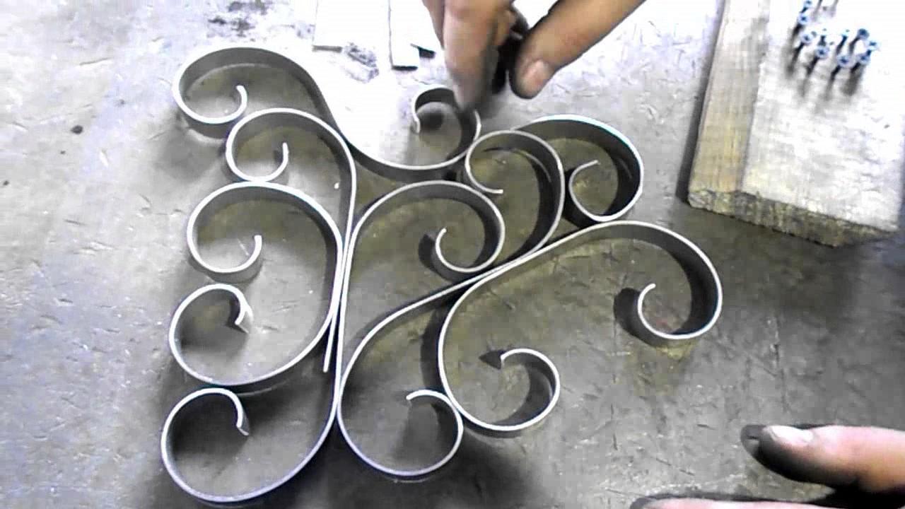 Фото узоры из металла своими руками