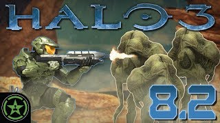 TEAM KILL SWORD SLIT - Halo 3: LASO Part 8.2 | Let